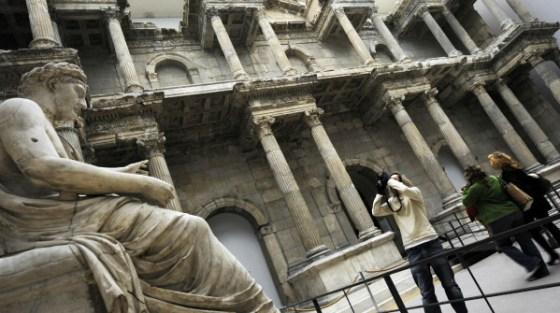 Pergamonmuseum a Berlino