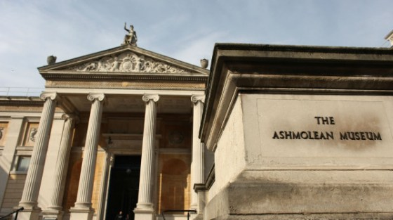 The Ashmolean Museum of art and archeology a Oxford
