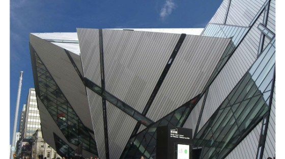 Royal Ontario Museum a Toronto