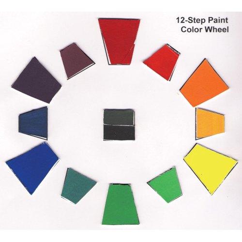 Medium Crop Of Color Wheel Paint