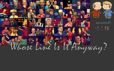 Whose Line is it Anyway images whose line wallpaper HD wallpaper and background photos (2010663)