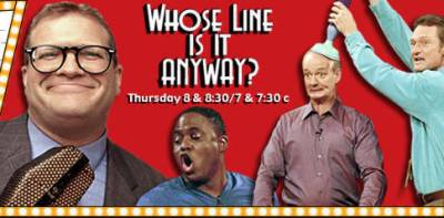 Whose Line is it Anyway images whose line wallpaper and background photos (2010543)