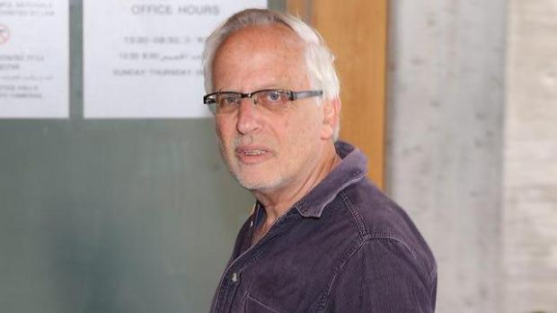 Jornalista Yigal Sarna (Foto: Motti Kimchi)