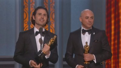 Another Oscar win for Canada as Ontario animator wins Best Animated Short