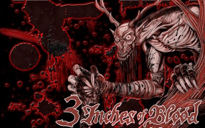 2 3 Inches Of Blood HD Wallpapers | Background Images - Wallpaper Abyss
