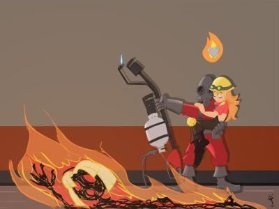 Team Fortress 2 Wallpaper and Background Image | 1600x1200 | ID:33902 - Wallpaper Abyss