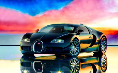217 Bugatti Veyron HD Wallpapers | Background Images - Wallpaper Abyss