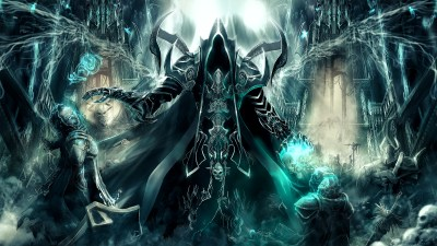 98 Malthael (Diablo III) HD Wallpapers | Background Images - Wallpaper Abyss