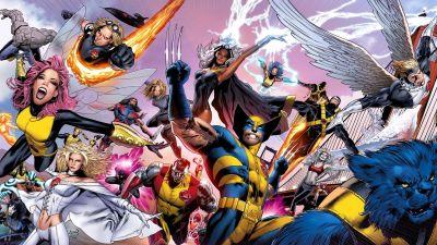 X-Men: Mutant Apocalypse Full HD Wallpaper and Background Image | 1920x1080 | ID:523844