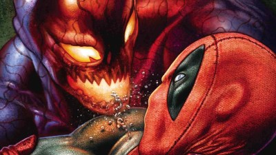 1 Deadpool vs. carnage HD Wallpapers | Background Images - Wallpaper Abyss