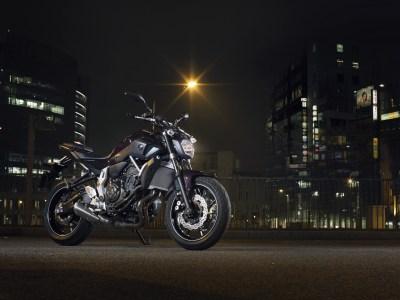 Yamaha MT-07 4k Ultra HD Wallpaper | Background Image ...