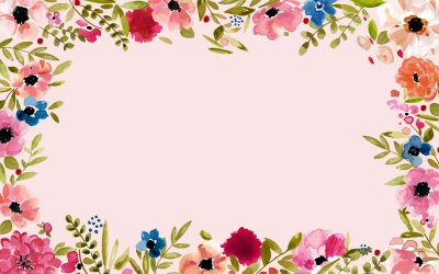 Floral Border Wallpaper and Background Image | 1856x1161 | ID:823382 - Wallpaper Abyss