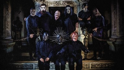 Slipknot HD Wallpaper | Background Image | 2400x1350 | ID:849331 - Wallpaper Abyss