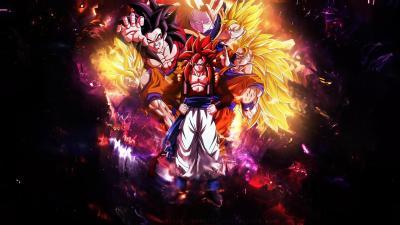 Goku Wallpapers - Wallpaper Cave Fondo de pantalla HD | Fondo de Escritorio | 1920x1080 | ID ...