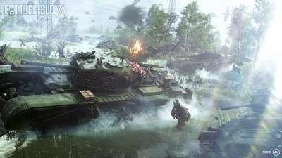 Battlefield V HD Wallpaper | Background Image | 1920x1080 | ID:922200 - Wallpaper Abyss