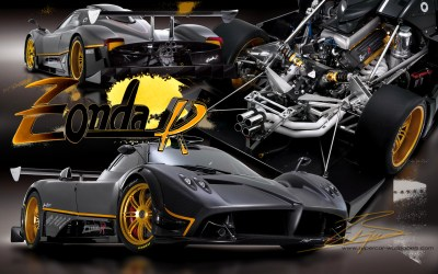 11 Pagani Zonda R HD Wallpapers   Backgrounds - Wallpaper Abyss