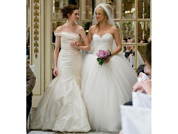 Da Bridget Jones a Twilight: gli abiti da sposa più belli ...