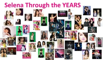 Selena Gomez images Selena Through The YEARS HD wallpaper and background photos (13937060)