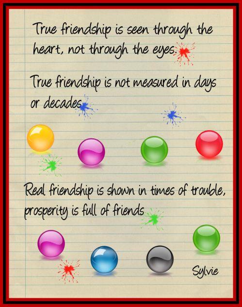 Medium Of Cute Best Friend Quotes