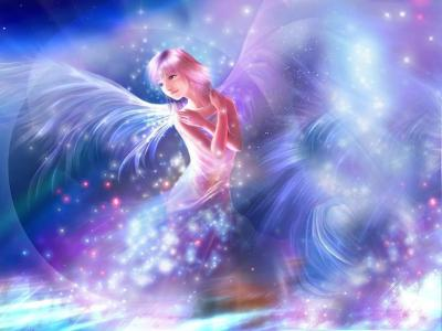 Angel Wallpaper - Angels Wallpaper (9902019) - Fanpop
