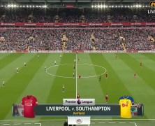 Xem lại: Liverpool vs Southampton