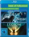 Best of Hollywood 2012 - 2 Movie Collectors Pack 54 (Priest / Legion)