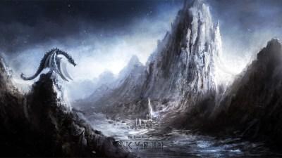 The Elder Scrolls V: Skyrim Full HD Wallpaper and Background Image | 1920x1080 | ID:241529