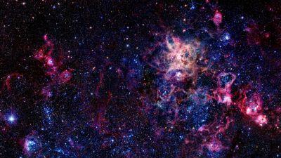 Colorful nebula wallpaper | Wallpaper Wide HD