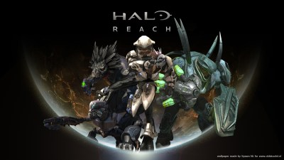 Halo Reach Hunter Full HD Wallpaper and Background Image | 1920x1080 | ID:282377