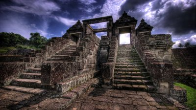 Ratu Boko HD Wallpaper | Background Image | 1920x1080 | ID:596052 - Wallpaper Abyss