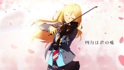Your Lie in April HD Wallpaper | Background Image | 1920x1080 | ID:629546 - Wallpaper Abyss