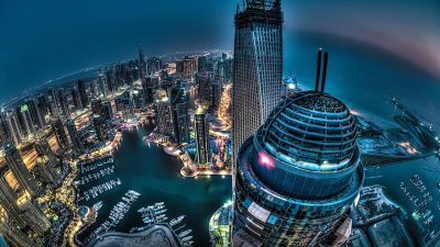 Aerial View of Dubai HD Wallpaper | Background Image | 1920x1080 | ID:737916 - Wallpaper Abyss
