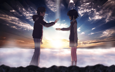 670 Kimi No Na Wa. HD Wallpapers | Backgrounds - Wallpaper Abyss - Page 9
