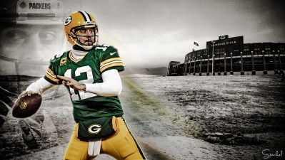 14 Aaron Rodgers HD Wallpapers | Background Images - Wallpaper Abyss