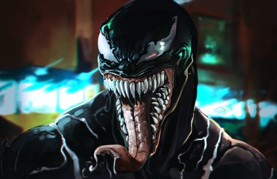 Venom HD Wallpaper | Background Image | 2378x1535 | ID:917200 - Wallpaper Abyss