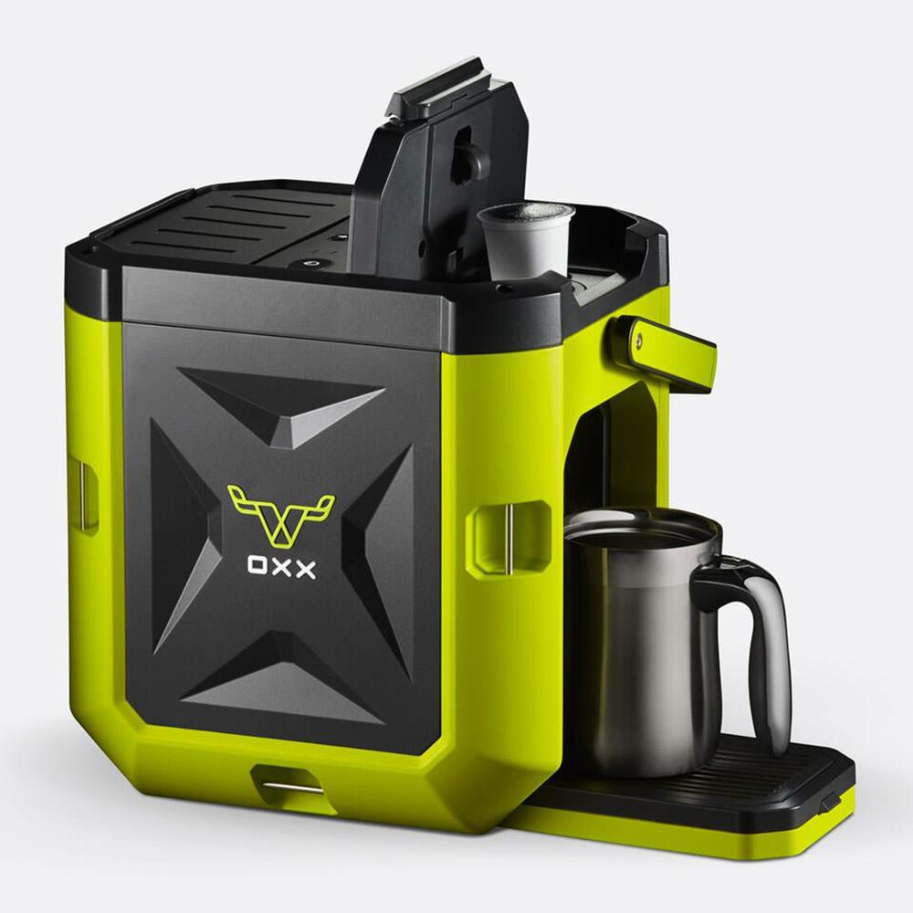 Comely Green Oxx Llc Camping Coffee Maker Diy Camping Coffee Maker How To Use Green Coffeeboxx Single Serve Camping Coffee Maker Coffeeboxx Single Serve Camping Coffee Maker curbed Camping Coffee Maker
