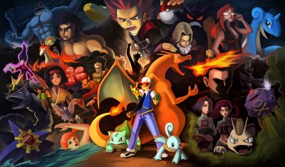 62 Ash (Pokémon) HD Wallpapers | Backgrounds - Wallpaper Abyss