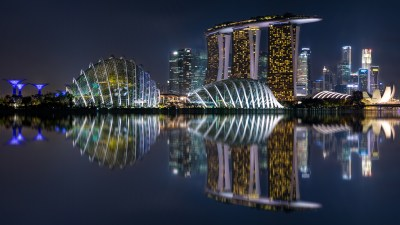 60 Marina Bay Sands HD Wallpapers | Background Images - Wallpaper Abyss