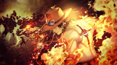 84 Portgas D. Ace HD Wallpapers | Backgrounds - Wallpaper Abyss - Page 2