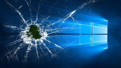 Crack Screen Windows 10 HD Wallpaper | Background Image | 1920x1080 | ID:871557 - Wallpaper Abyss
