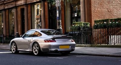 Porsche 911 Turbo (996) HD Wallpaper | Background Image | 2576x1394 | ID:928370 - Wallpaper Abyss
