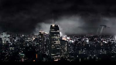 HD Wallpaper images The Big City In Sci-Fi HD wallpaper and background photos (21718727)