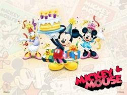Small Of Happy Birthday Disney