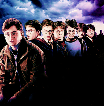Harry Potter images Our dear Harry through the years... wallpaper and background photos (23081582)