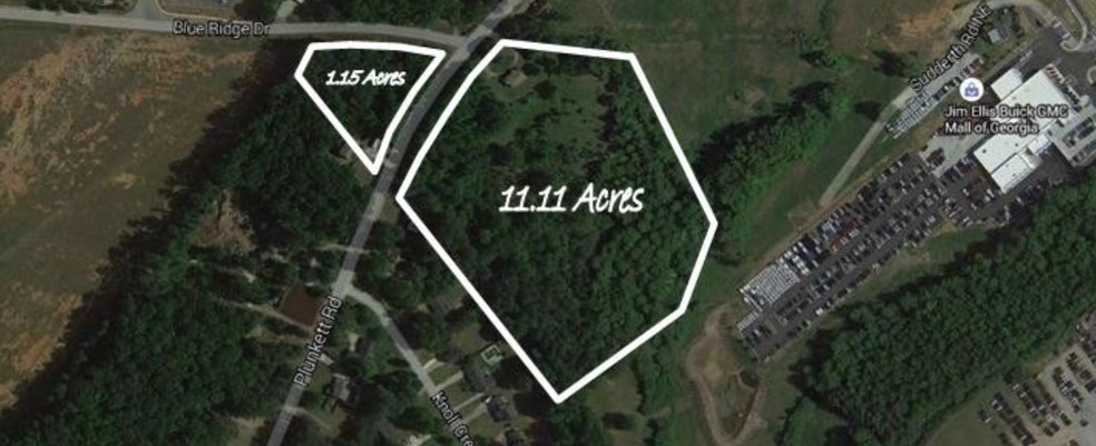 1781 Plunketts Rd  Buford  GA 30519   Land For Sale on Cityfeet com Primary Photo Of 1781 Plunketts Rd  Buford Land For Sale