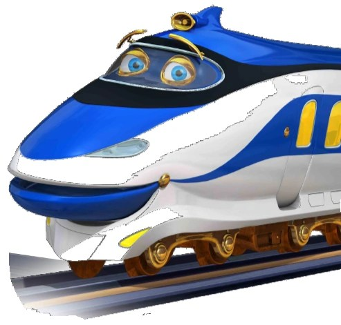 Chuggington Movies Hanzo Chuggington Wiki x