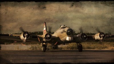 Boeing B-17 Flying Fortress Full HD Wallpaper and Background | 1920x1080 | ID:311042