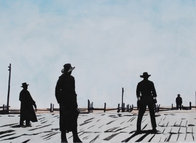 5 Once Upon A Time In The West HD Wallpapers | Background Images - Wallpaper Abyss