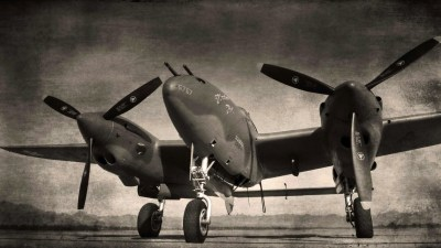 P-38 Lightning HD Wallpaper | Background Image | 2560x1440 | ID:387239 - Wallpaper Abyss