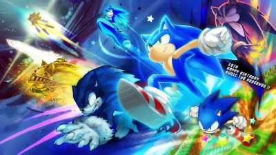 248 Sonic the Hedgehog HD Wallpapers | Backgrounds - Wallpaper Abyss